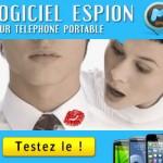 Logiciel espion téléphone portable