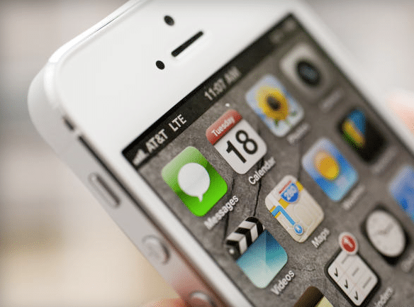 espionner un iPhone
